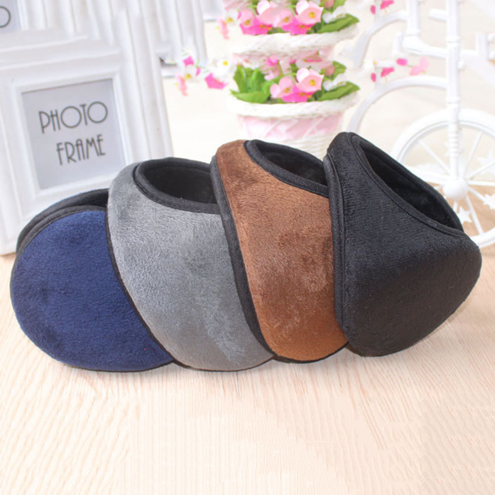 New Arrival Unisex Colorful Winter Fleece Warmer Earmuff Fashion Plush Ear Muffs For Men Women Accessories