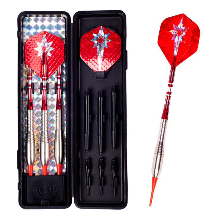 Darts 16 grams of security electronic darts game fly the soft dart needle
