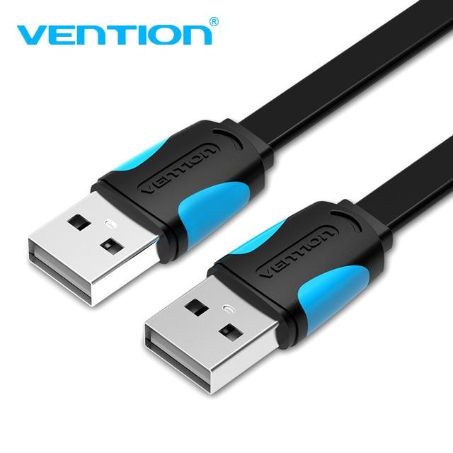 Can USB để Cáp USB Loại A Nam đến Nam USB 2.0 Cáp Mở Rộng cho Đĩa Cứng Tản Nhiệt Máy Ảnh Máy Tính cáp Mở Rộng USB