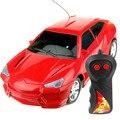 Стимулирование сбыта 1:24 спортивный автомобиль модели дистанционного управления автомобилей 2 канала RC игрушки дети классический подарок