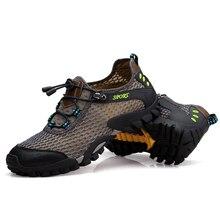 2017 de La Moda de Los Hombres Zapatos de Los Holgazanes de aire de malla transpirable Casual Hombres Pisos Suela de goma antideslizante Zapatos