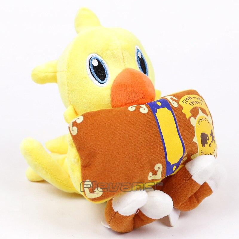 Anime Final Fantasy VII Chocobo Plüschtier Film & TV Nette Stofftier Spielzeug Kinder Geschenk 16 cm