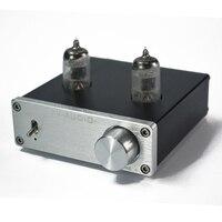 FX AUDIO Feixiang TUBE 01 DC12V 1A Bile Preamp Tube Amplifier Buffer 6J1 HIFI Audio Preamplifier