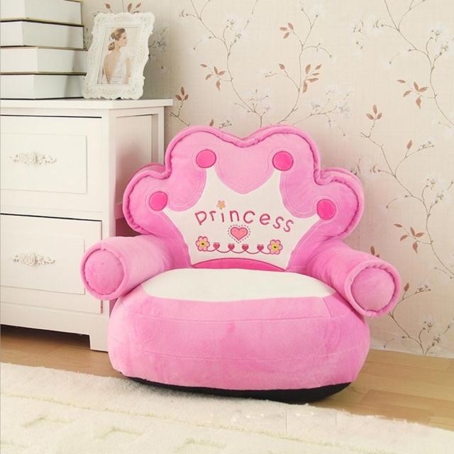 Children Sofa Furniture Cartoon Sofa For Baby Seats For Girls Cute Princess Sofa
