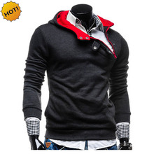 HOT 2016 indoor Autumn winter British Pullover hoodies thelmal tracksuit men sweatshirts streetwear hip hop Mens homme hoody