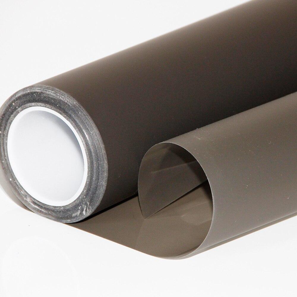 Film d'écran de Projection arrière hologramme gris foncé HOHOFILM 152cm x 50cm pour Film de fenêtre de magasin Film d'écran 60 ''x 20'' - 5