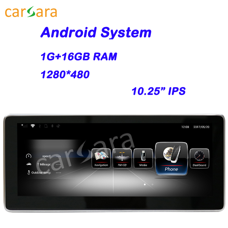 10 25 Mercedes IPS screen Android Car DVD Player for E Class Coupe C207 convertible A207 2010 2011 2012 2013 2014 2015 in Car Multimedia Player from Automobiles Motorcycles