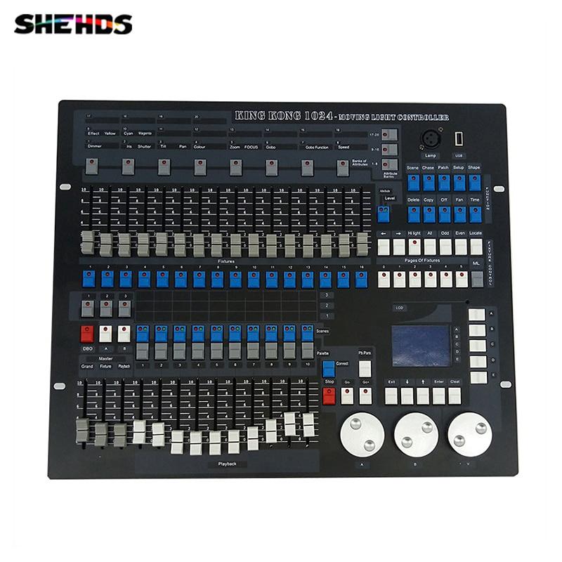 1024 Каналы DMX512 DMX Управление Лер консоли диско DJ оборудование DMX Освещение консолей профессиональные фонари этап Управление оборудования
