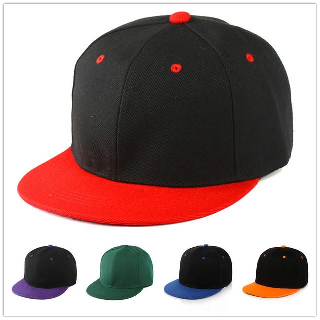 2019 Wholesale Summer Cotton Cap Branded Baseball Cap Snapback Hat Summer Cap Hip Hop Fitted Cap Hats For Men Women gorras