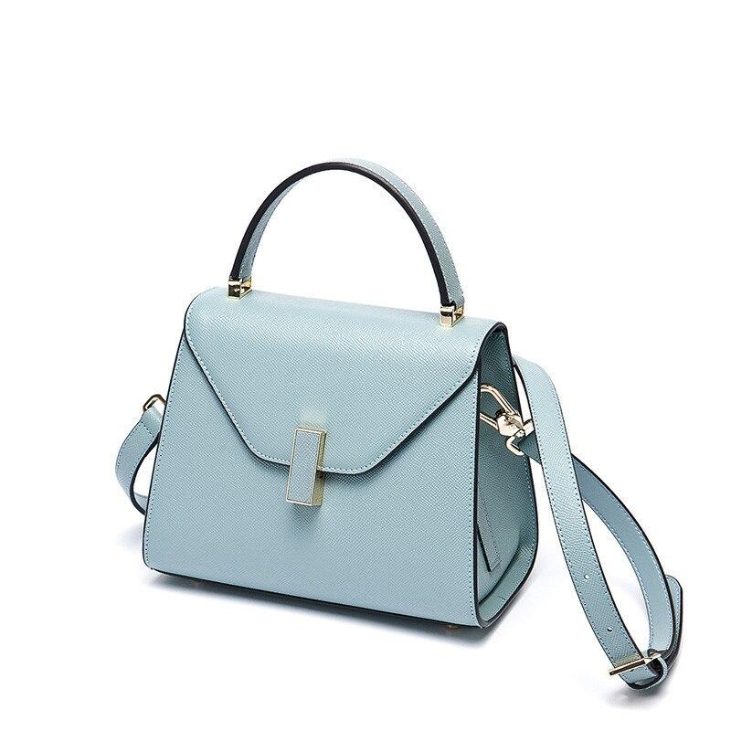 2017 nouveaux sacs en cuir Messenger Sac D'épaule Sac Petit tout-allumette agent de vente en gros une génération