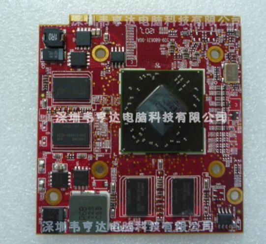 HD4650 VG.96M06.005 1GB DDR2 MXM2 MXMII VGA Video Card for 4630G 5420G 5610G 5620G <font><b>5630G</b></font> 7620G image