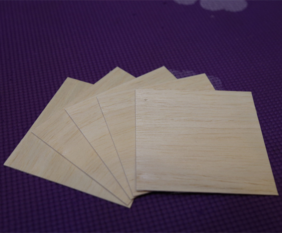Aaa Balsa Wood Sheet Ply 5 Sheets 120 X 120 X 1mm Model