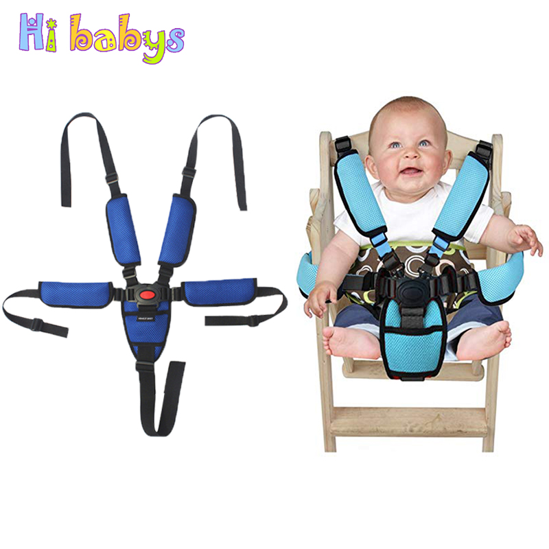 Baby Kids Seat Belt Strap Covers Pram Stroller Car Seat Baby Capsule
