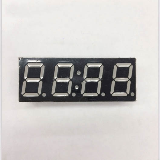 Общий анод/общий катод 0.56 дюймов цифровой трубка 4bits цифровой led дисплей часы 0.56 дюйма красный цифровой трубки красный ...