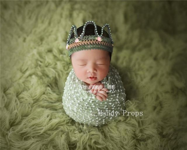 Aliexpress Com Buy Newborn Popcorn Fabric Photography Wrap Baby