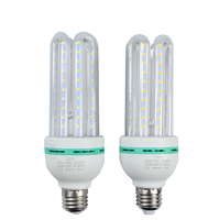 High Quality 16W E27 80LED 2835 SMD LED Corn Bulb With White Warm White AC85 265V