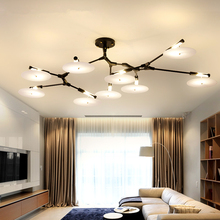 American Vintage Ceiling Lights lamps for Living Room bedroom luminaria de teto modern lamp Home Lighting