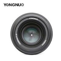 YONGNUO YN 50mm YN50mm F1.8 Lens Large Aperture AF/MF Auto Focus Fixed Lens for Canon EOS or Nikon DSLR Camera