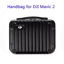 Hardshell כף יד אחסון שקית עמיד למים מגן תיבת תיק נשיאה עבור DJI MAVIC 2 פרו זום תיק לשאת תיק