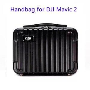Image 1 - Hardshell כף יד אחסון שקית עמיד למים מגן תיבת תיק נשיאה עבור DJI MAVIC 2 פרו זום תיק לשאת תיק