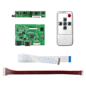 Image 2 - HDMI Lcd コントローラボード VS TYEDP V807 作業のための 10.1 インチ 1280 × 800 30pin edp 液晶: TV101WXM NP1 NV101WXM N51 B101EAN01 8