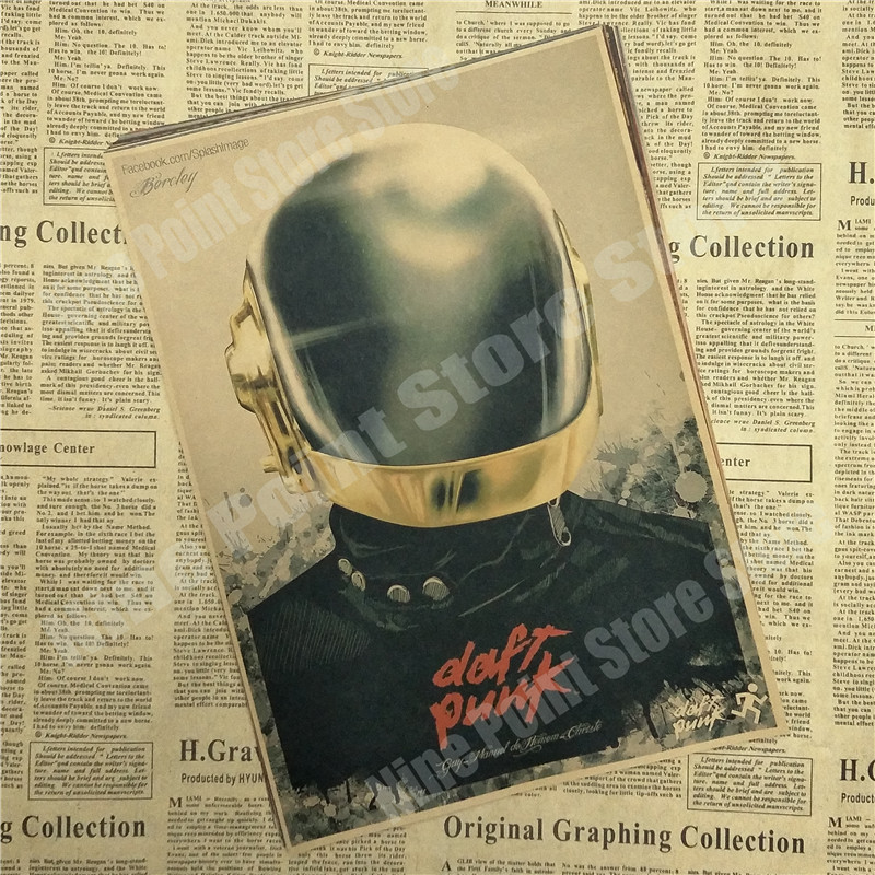Fine Daft Punk Wall Art Pictures Inspiration - Wall Art Design ...