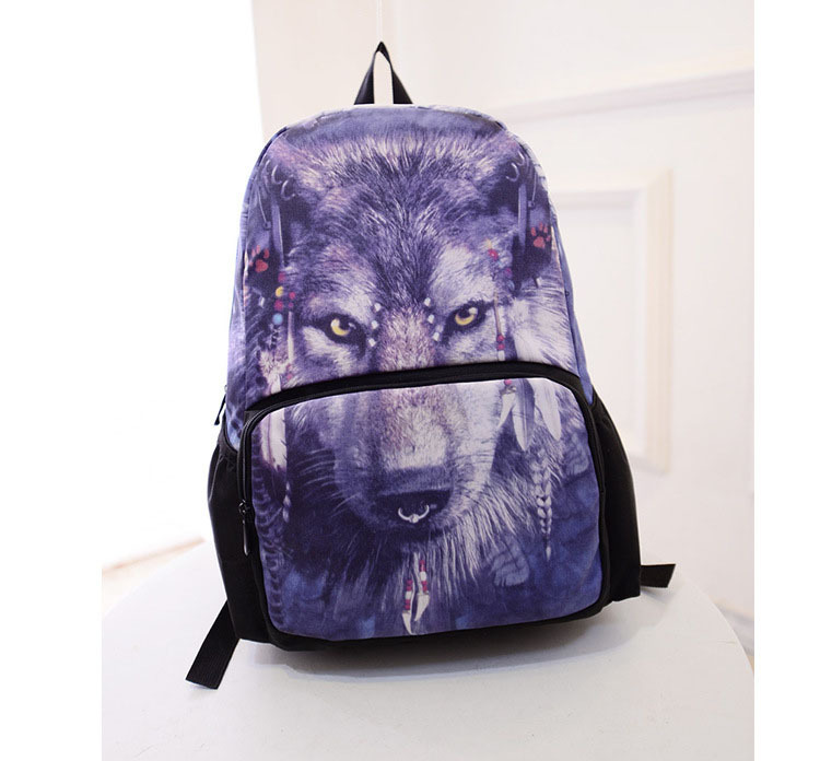 Aliexpress.com : Buy 3D Animal Print Backpack Star Backpack ...