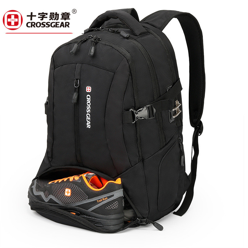 15 6 inch waterproof anti theft tsa key business men sac a dos shoe Laptop Backpack
