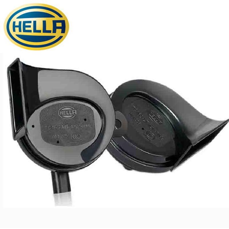 2 pièces/ensemble Hella klaxon de voiture escargot type Pour Porsche 918 MACAN PANAMERA Cayenne Jaguar XF XJ (351) XJ (X350) XK TC16S
