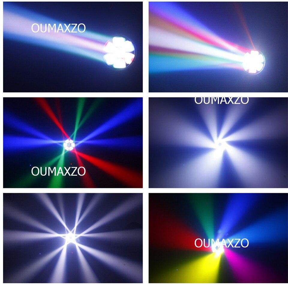 lavagem feixe de luz em movimento da