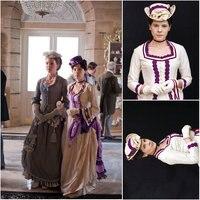 Customer to order!19 Century BBC The Paradise Women Vintage Costumes Victorian Civil War Gown Dress Lolita dresses US 4 36 C 159