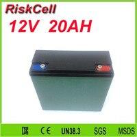 Free shipping electric bike lifepo4 battery pack / lifepo4 battery 20ah / 20Ah 12V LiFePO4 Battery For Electric Skating Board