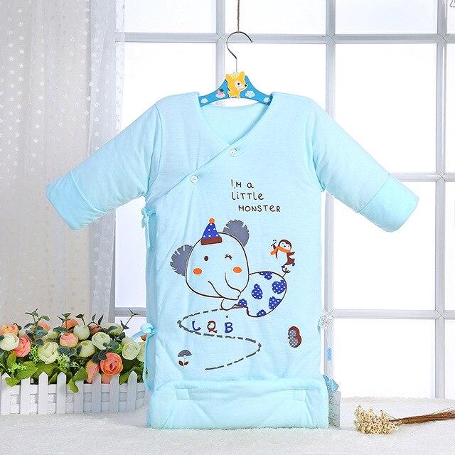 Милые Sleepsacks Для Новорожденного ребенка Спальный Мешок мягкий хлопок Младенческой длинным Рукавом спальные мешки удар одеяло ребенка спальный мешок AB038