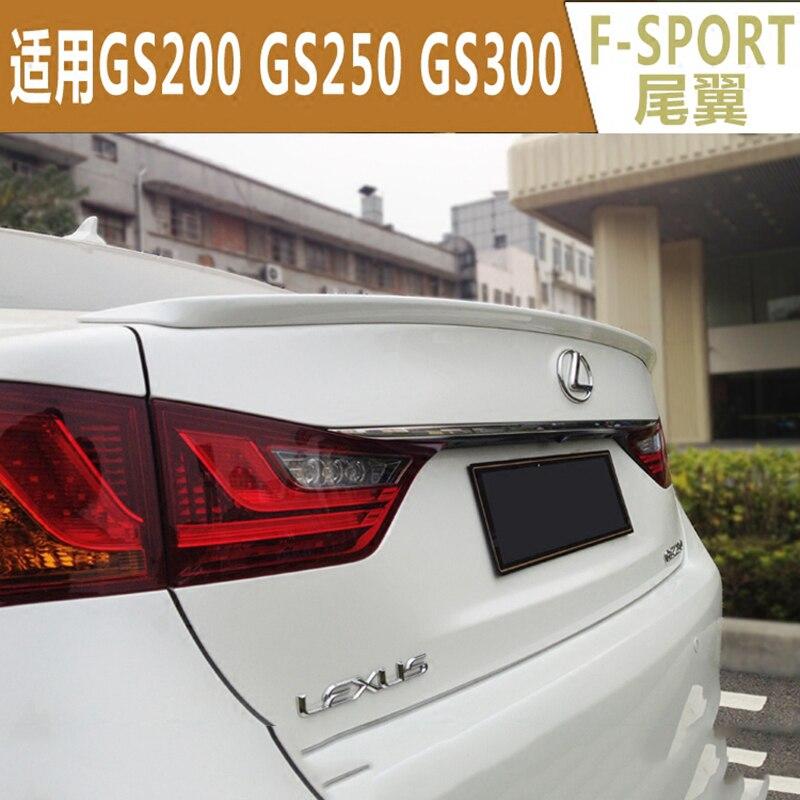MONTFORD For Lexus GS250 GS350 GS450 Spoiler 2013 2014