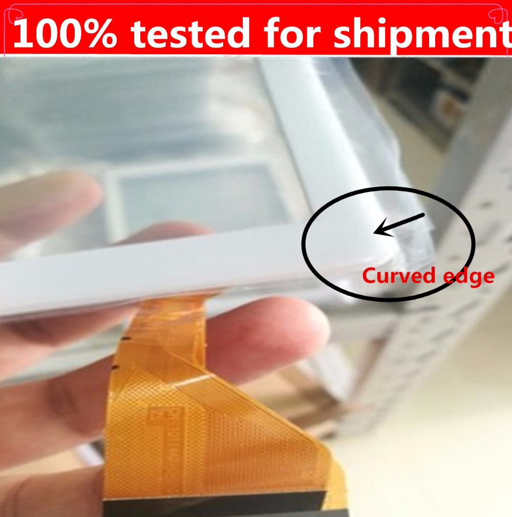 HZ New Touch Screen For CH-10114A2-L-S10 Curved Edge Touch ScreenTouch Panel Parts Sensor Touch Glass Digitizer