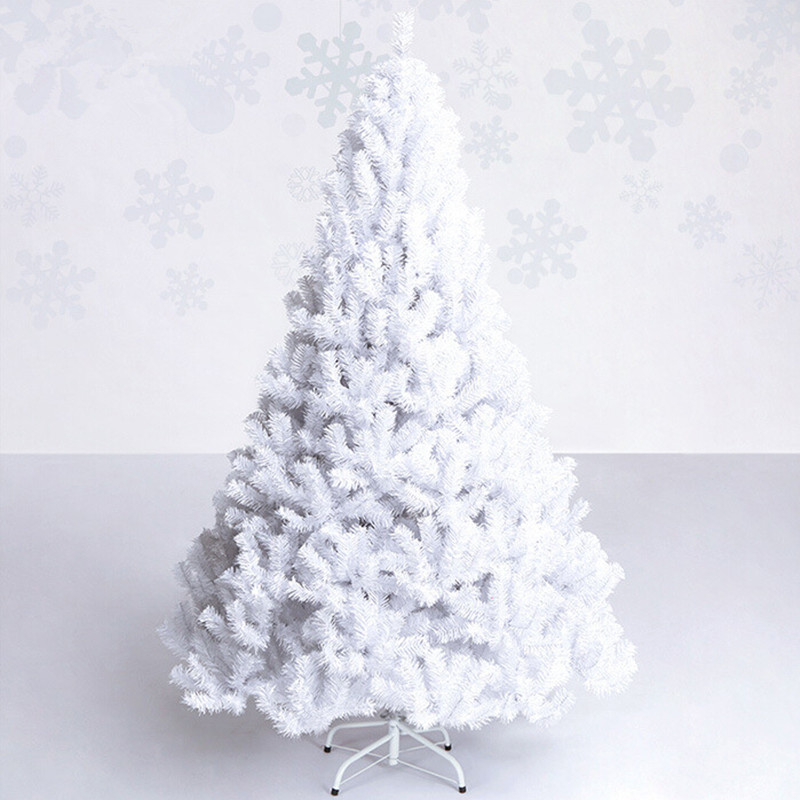 new year christmas 15 m 150cm white luxury encryption christmas tree decorations christmas living room malls in christmas from home garden on