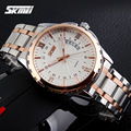 Watches Men Luxury Brand Quartz Watch Men Full Steel Wristwatches Casual Clock Relogio Masculino Reloj Hombre Quartz-Watch Skmei