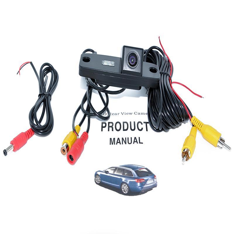 HD CCD auto tagantvaade Tagurpidi varukoopia Kaamera tagantvaade Kia - Autode Elektroonika - Foto 5