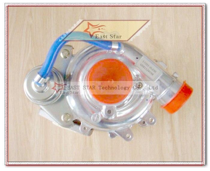 CT16 17201-OL030 17201-0L030 Turbo Turbocharger For Toyota Hilux Vigo D4D 2.5L Diesel Engine 2KD-FTV 2KD (2)