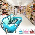 Детская корзина для супермаркета  подушка для обеденного стула  безопасная переносная подушка для путешествий