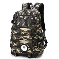 Como Fashion men's backpacks army green camouflage backpack cool high school bags for teenagers boys large capacity