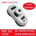 (Barco de RU CN) Robot aspirador anti-caída ventana inteligente de vidrio limpiador de pared robot aspirador
