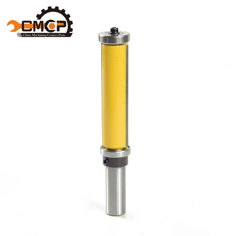CMCP 1pc Straight  Flush Trim Pattern Router Bit 1/2'' Shank Milling Cutter For Woodworking Tool power tools Slab Milling Cutter freeshipping 1pc flush trim pattern router bit 1 2 shank top