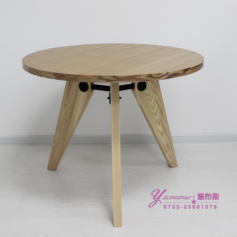 Good Cool Round Table Part - 6: Cool Booth Wood Round Table Leisure Table Design Table Sets The Standard  Master Roundtable-in Dining Tables From Furniture On Aliexpress.com |  Alibaba Group