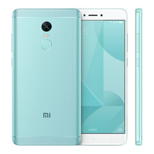 Xiaomi Redmi Note 4X Snapdragon 625 Octa Core CPU 3GB RAM Mobile Phone 32GB ROM 5.5″ 1080p display 13MP Camera 4100mah MIUI8.1