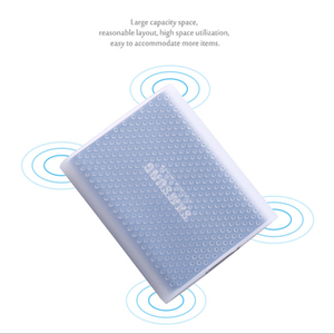 Image 2 - 2019 Newest Storage Travel Case Silicone Protective Cover for Samsung T5/ T3 Portable External SSD Solid State Drive