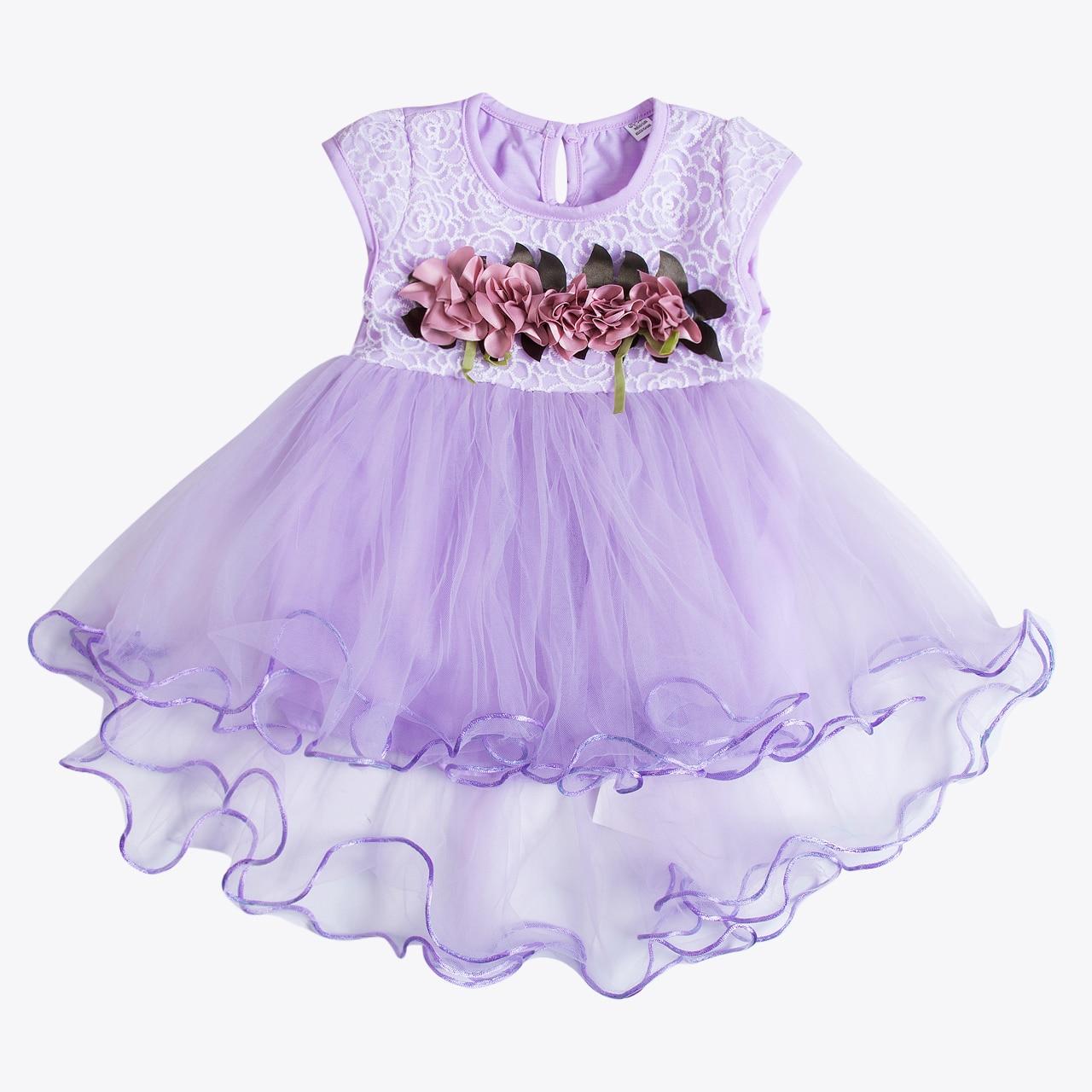 Gift Toddler Infant Kids Baby Girls Summer Sweet Cute Floral Dress ...