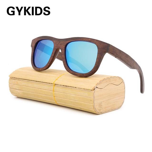 Hot sale 2016 new homens mulheres artesanais de bambu óculos óculos de sol óculos de madeira óculos de sol dos homens polarizados