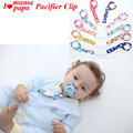 1 PC Baby infant Pacifier Holder Dummy Clips Drop-resistant Nipple Chain mordedor sucette