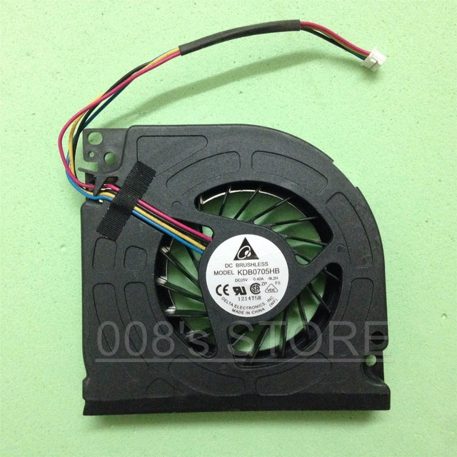 100% Original New Notebook CPU Cooler Fan For ASUS ET1610PT One Machine DELTA KDB0705HB -9L2H DC 5V 0.4A 4 Pins